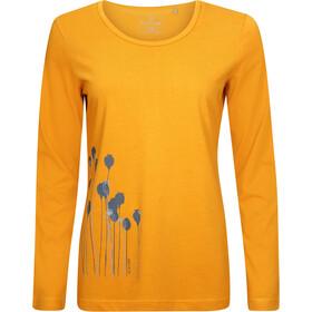 Elkline Posy Langarm-Shirt Damen mais